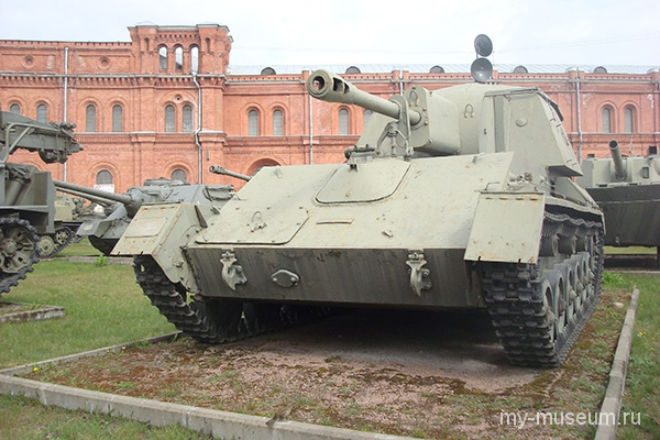Артиллерийский музей