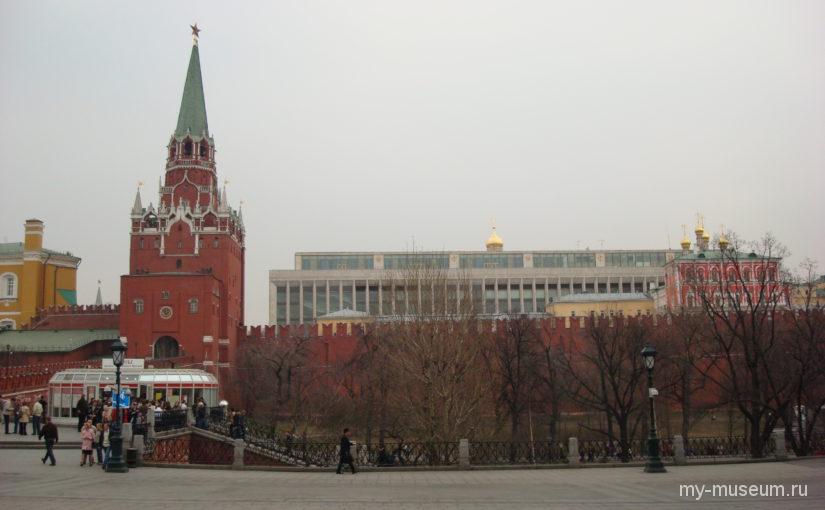 Прогулка по Московскому Кремлю