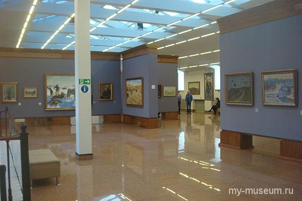 Музей русского реалистического искусства