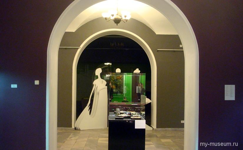 Выставка ювелирного искусства в музее ДПИ
