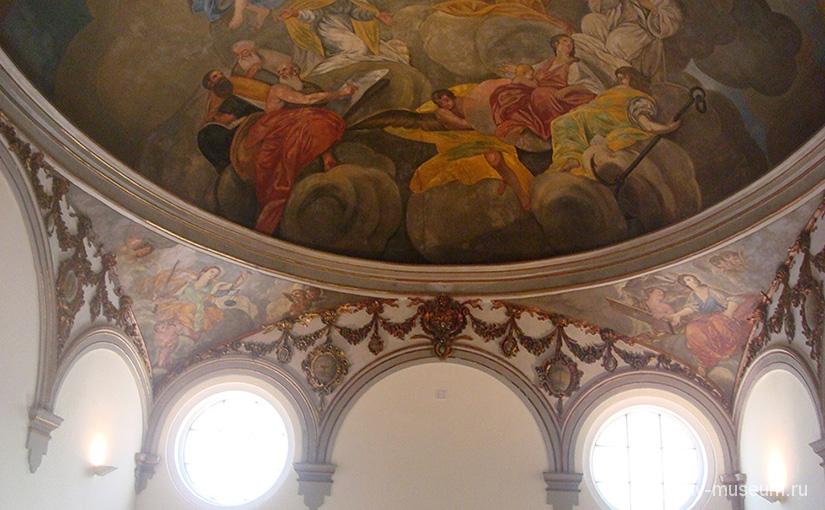 Выставки Малаги. Епископский дворец.