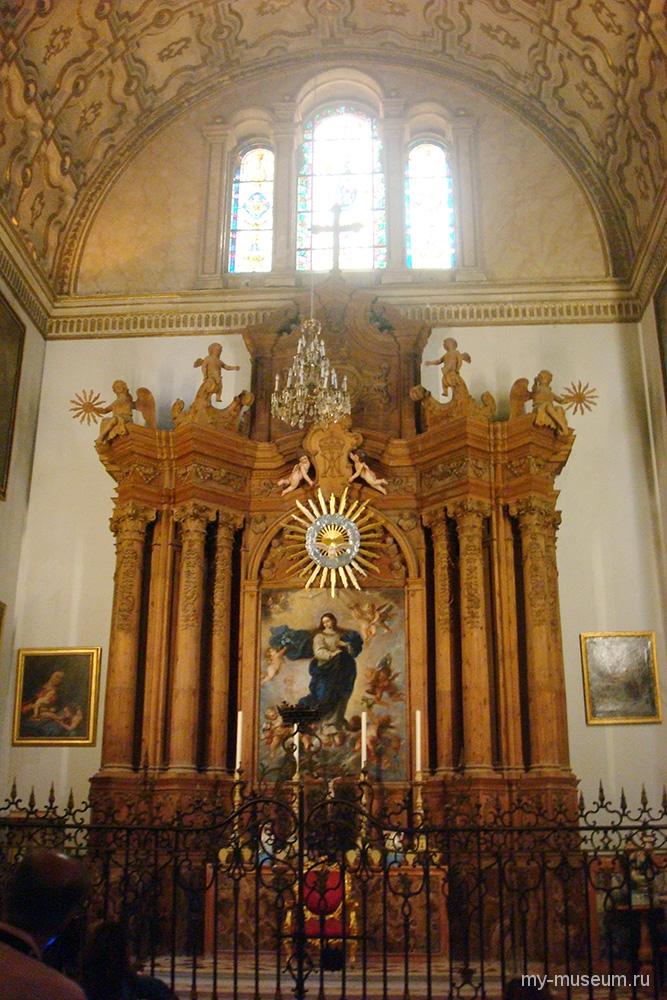Кафедральный собор Богоматери Воплощения Santa Iglesia Catedral Basílica de la Encarnación