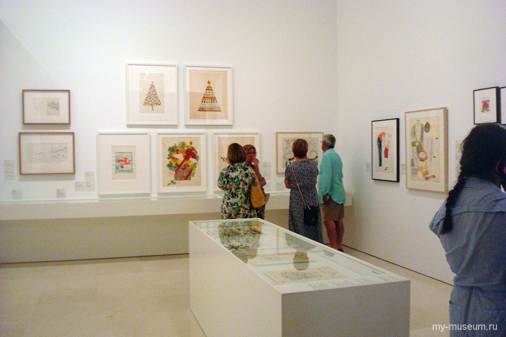 Выставка Уорхола в Музее Пикассо