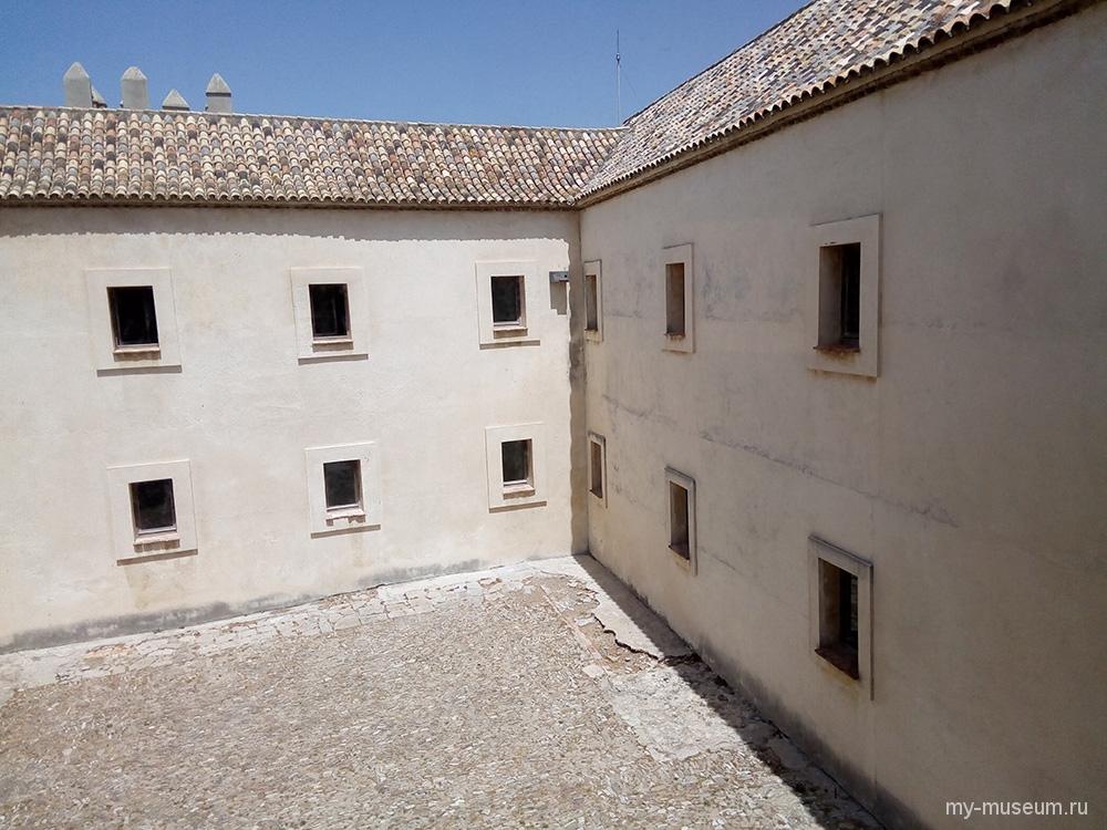 Castillo de Tarifa - Замок Тарифы