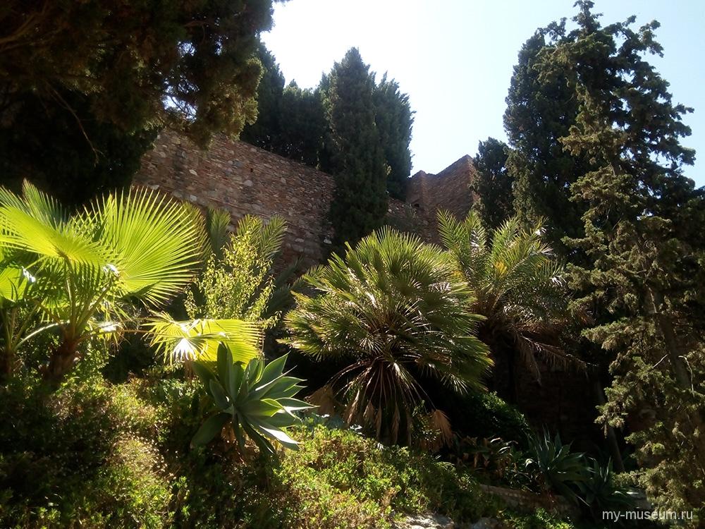 Крепость Малага (Alcazaba de Málaga)